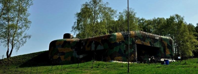 Pěchotní srub N-S 82 Březinka