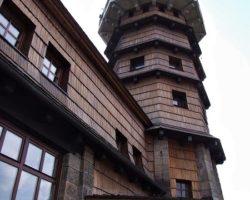 Architektura chaty